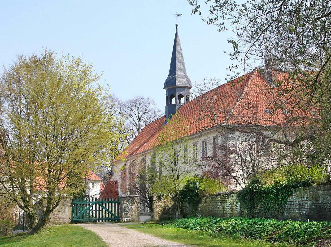 Kloster Totale